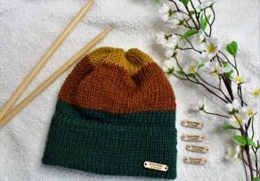 Adult Aspen Double Brim Beanie